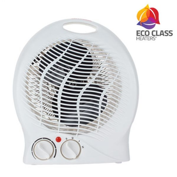 Portable Fan In A Classroom : Radiateur ventilateur portable eco class heaters ef a