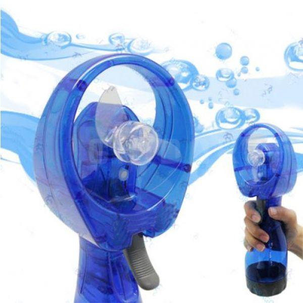 ventilateur de main avec pulverisateur d 39 eau innovadeals. Black Bedroom Furniture Sets. Home Design Ideas