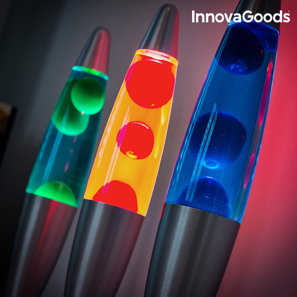 Innovagoods 25w Magma Lava Lamp Innovadeals