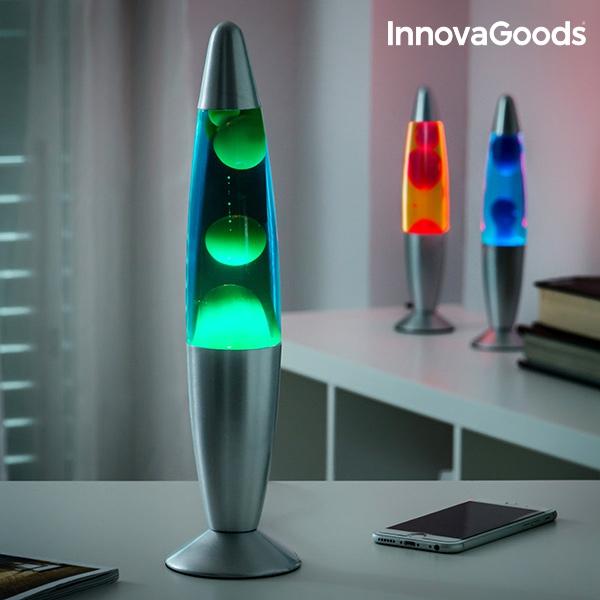 Innovagoods 25w Magma Lava Lamp Innovadeals