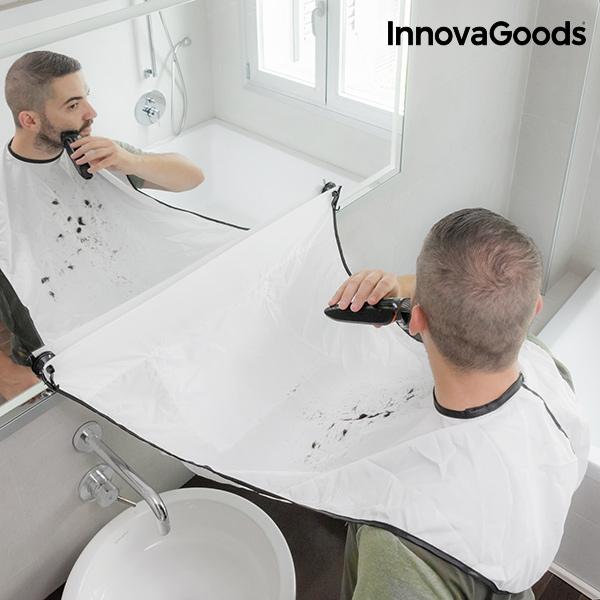 bavoir barbe avec ventouses innovagoods innovadeals. Black Bedroom Furniture Sets. Home Design Ideas