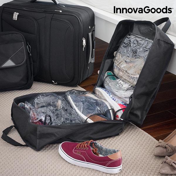 Viaje InnovaGoods Calzado para Bolso ® Innovadeals de FUq5xnWBxv