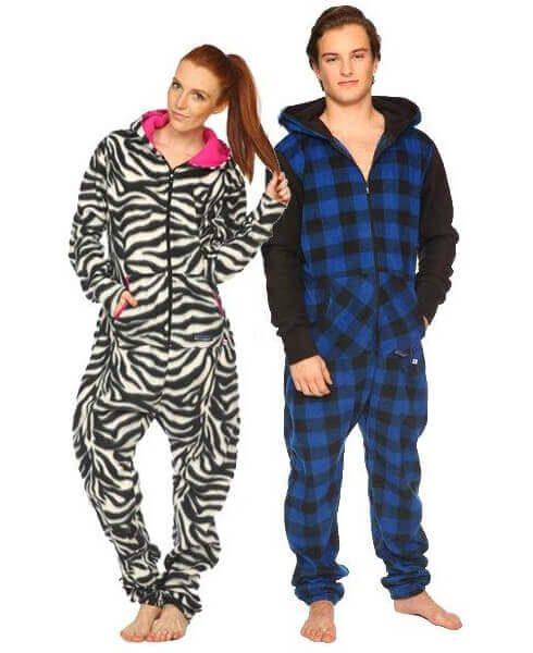 Pijamas y batamantas