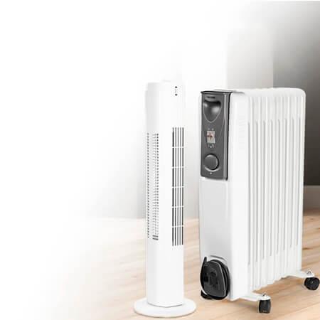 Calefacción y Refrigeración