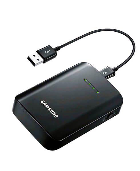 Cargadores y cables USB